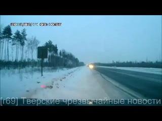 ДТП со смертельным исходом на трассе «Россия»